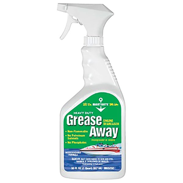Grease Away Cleaner, 32 oz.
