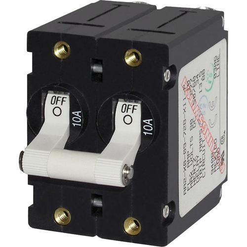 blue sea systems ce world double pole circuit breakers for ... ac circuit breaker wiring three phase circuit breaker wiring diagram
