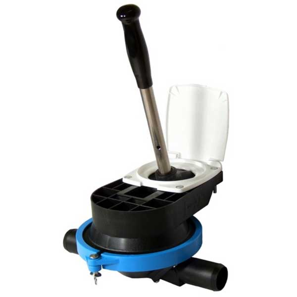 Jabsco Amazon Manual Through Deck Pump