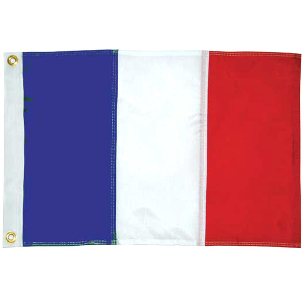 "France Courtesy Flag, 12"" x 18"""