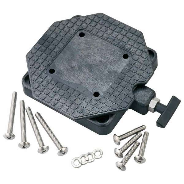 Low-Profile Swivel Base for Downrigger