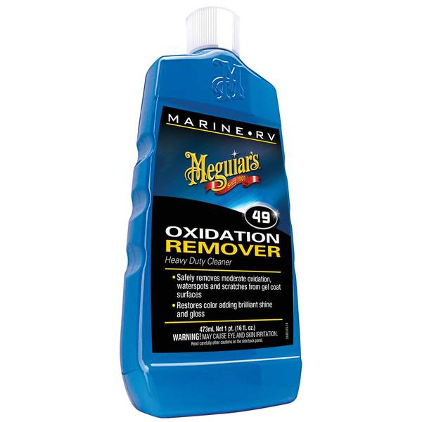 Mirror Glaze Heavy Duty Oxidation Remover - Pint