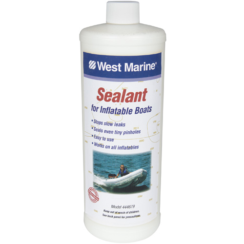 Inflatable Boat Sealant, Quart
