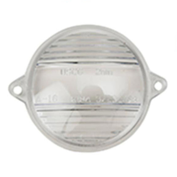 Replacement Lens Fits Perko Light 946, One Lens with Gasket