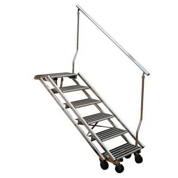 Todd 6 Step Boarding Stair West Marine
