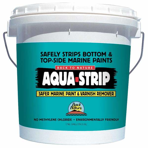 Model Paint Remover Aqua Strip Paint Stripper, Gallon