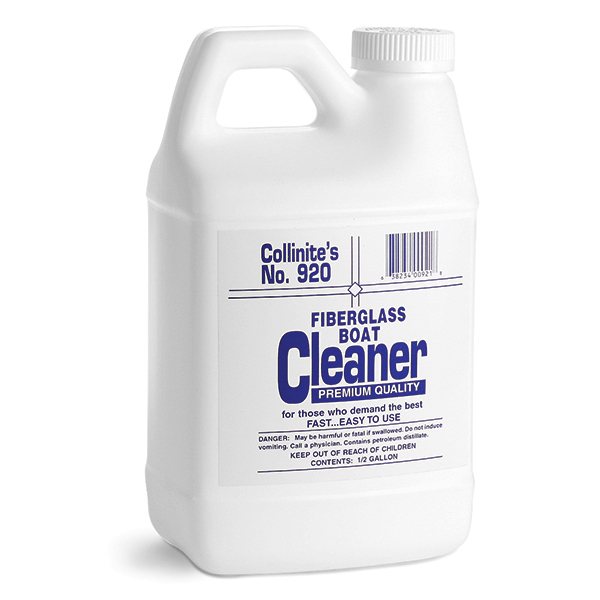 Fiberglass Boat Cleaner 920 1/2 Gallon