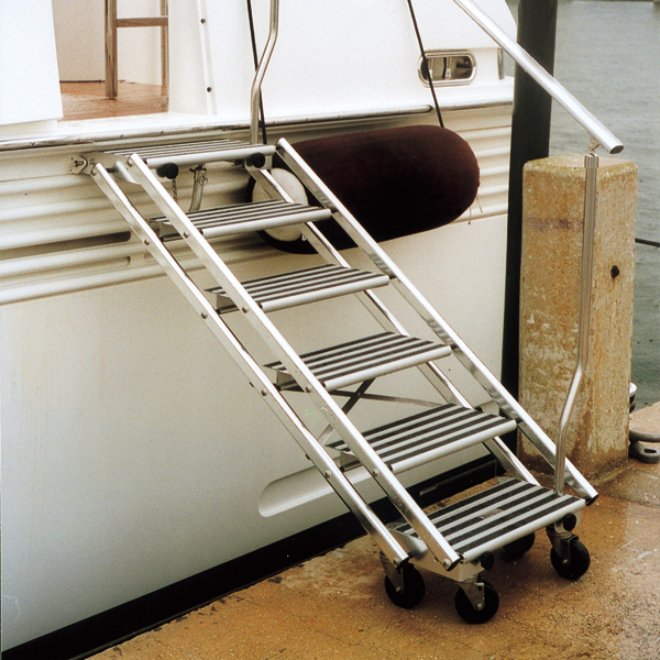 Tracy International Boarding Stairs West Marine