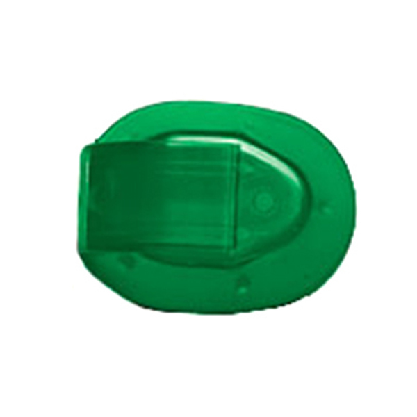 Replacement Lens Fits Perko Light 254, One Green