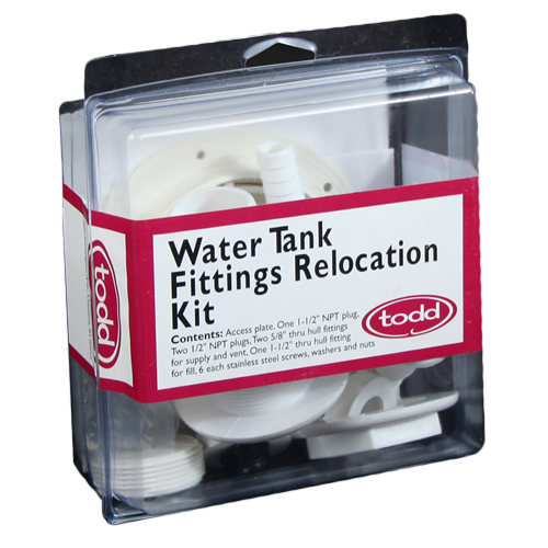 Water Tank Relocation Kit for Todd Poly Tanks