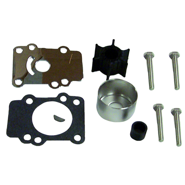 Engine Systems-Sierra 18 3148 Water Pump Repair Kit Without Housing