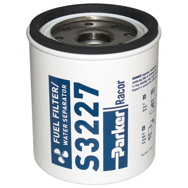S3227 Spin-On Fuel Filter/Water Separator Replacement Cartridge Filter