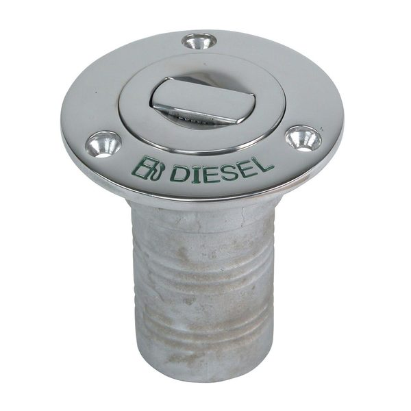 Deck Fill for Diesel with Chain