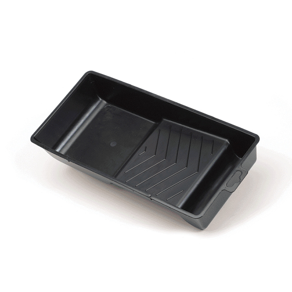 "Plastic Paint Tray For 4"" Mini Roller"