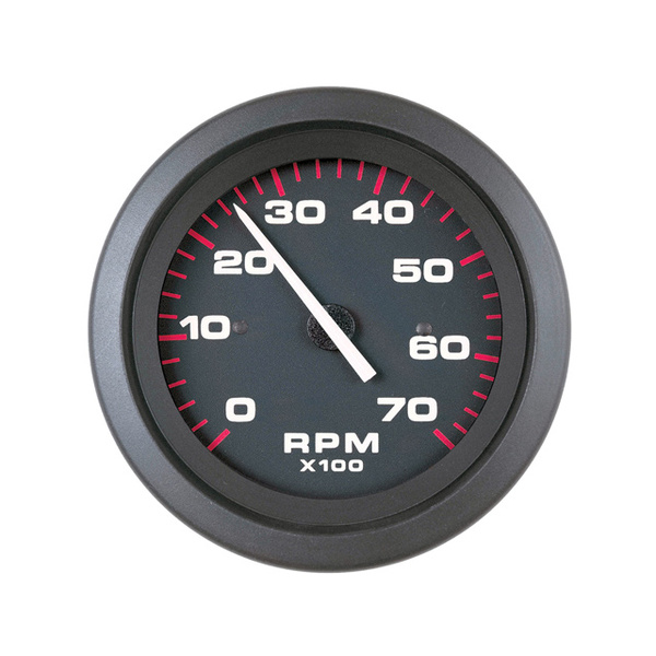 Amega Series Tachometer, 7000 rpm, O/B & 4-Stroke Gas Engines