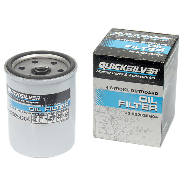 Usa Mercury Marine 4 Stroke Outboard Oil Filter 25 115hp