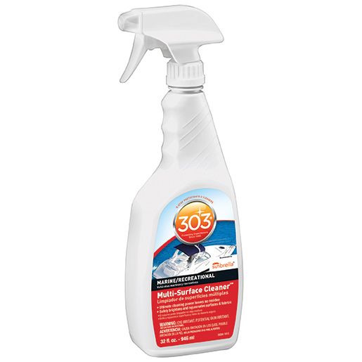 Marine/Recreation Multi-Surface Cleaner