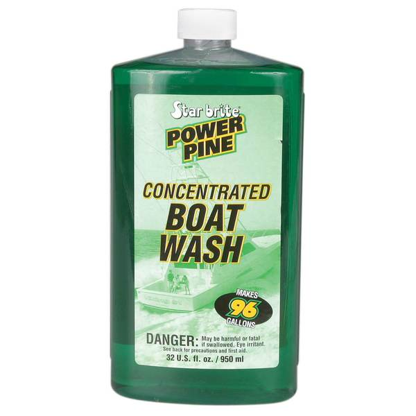 Power Pine Boat Cleaner, 32 oz.