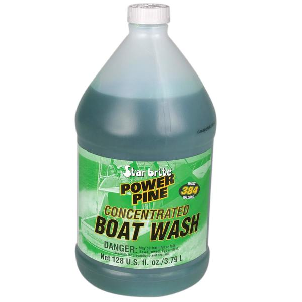 Power Pine Boat Wash, 1 Gallon