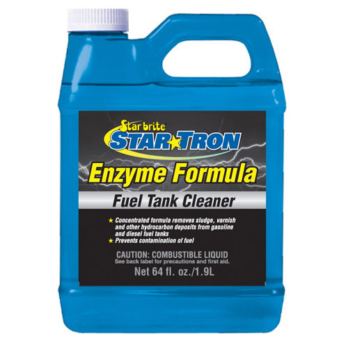 Star Brite Enzyme Formula Fuel Tank Cleaner 64 Oz West