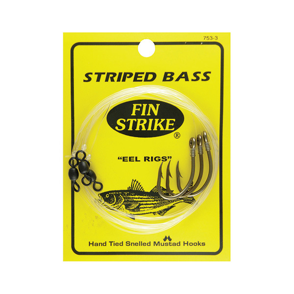 Striped Bass Rigs