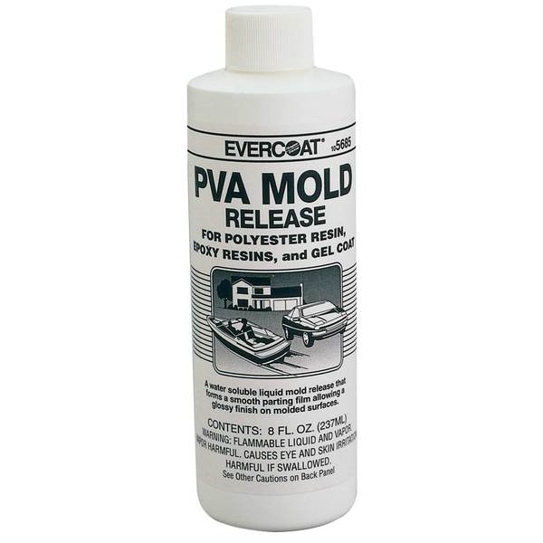 PVA Polyester Curing Agent