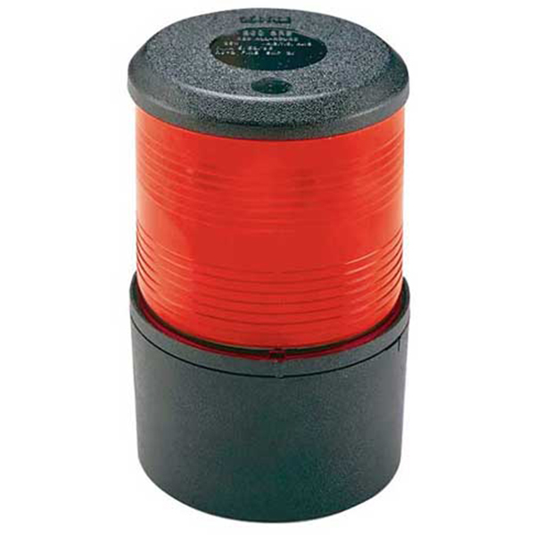 Base Mount Red All-Round Navigation Light