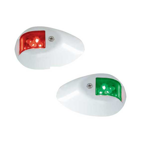 Side Mount LED Navigation Lights