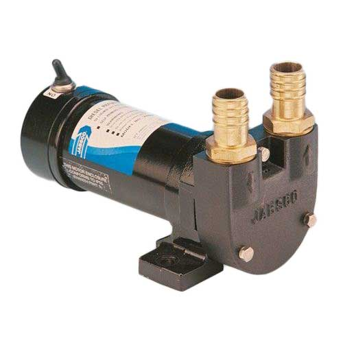 Self-Priming Diesel Transfer Pump, 12V
