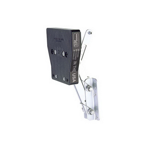 Garelick auxiliary outboard motor bracket for 2 stroke for Outboard motor brackets for sale