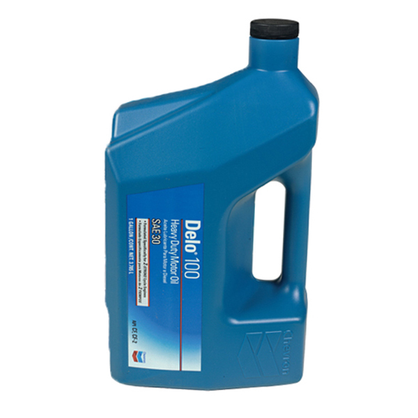 Delo 100 Diesel Engine Oil, SAE 40, 1 Gallon