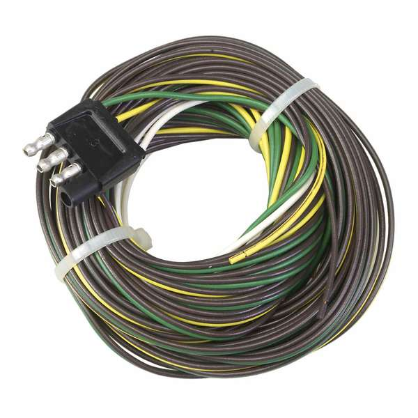 4-pin cross over trailer wiring harness