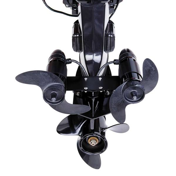 Marinetech products navigator 110 freshwater engine for Trolling motors for boats
