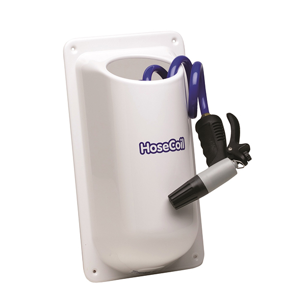 HoseCoil Side Mount Enclosure with Hose