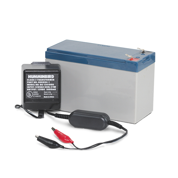 humminbird gel cell battery and charger kit west marine. Black Bedroom Furniture Sets. Home Design Ideas