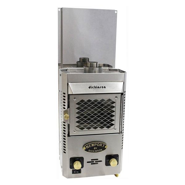 Dickinson Direct Vent Propane Fireplace Heater West Marine