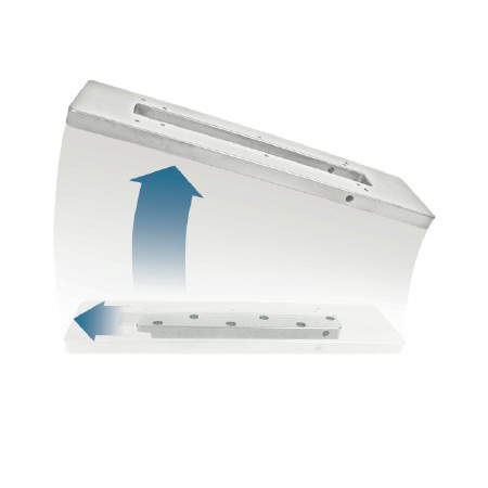 Motorguide Great White Removable Mounting Plate West Marine