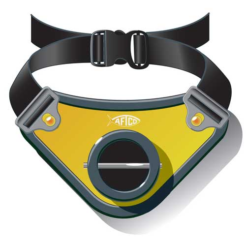 Alijos Stand-Up Fighting Belt