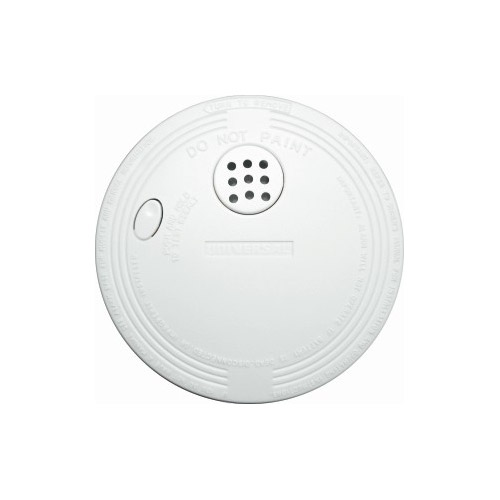 Smoke Detector with Alarm