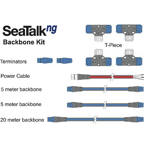 Raymarine Seatalk Backbone Kit