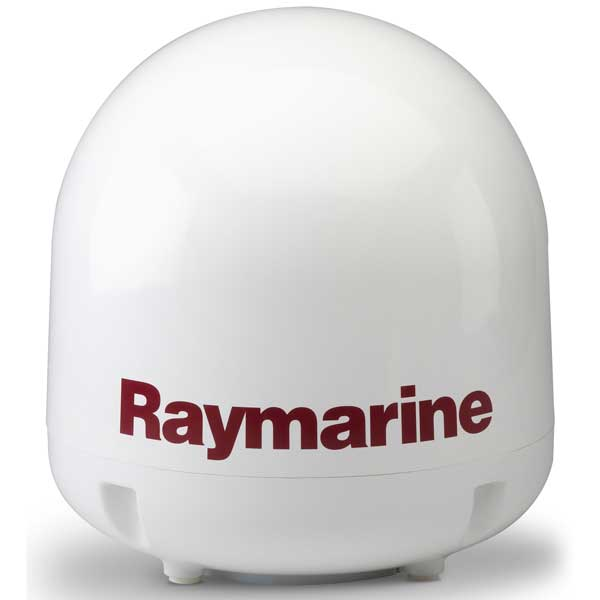Raymarine 37STV Empty Dome Baseplate Package 9394354