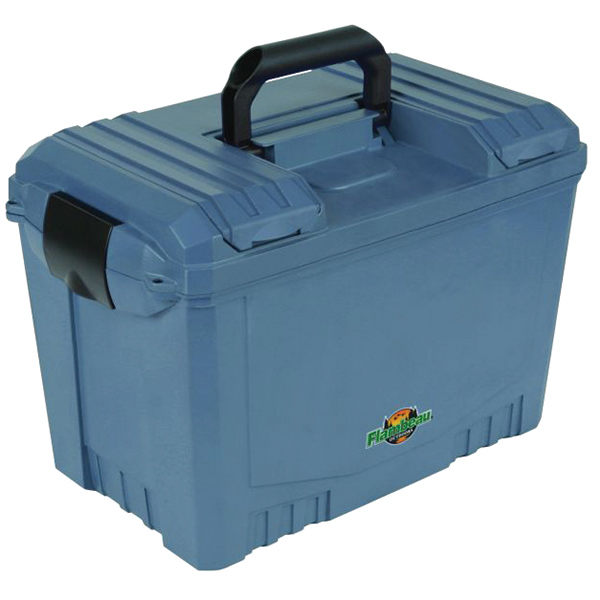 Flambeau outdoors zerust marine tackle box large west for Large tackle boxes for fishing
