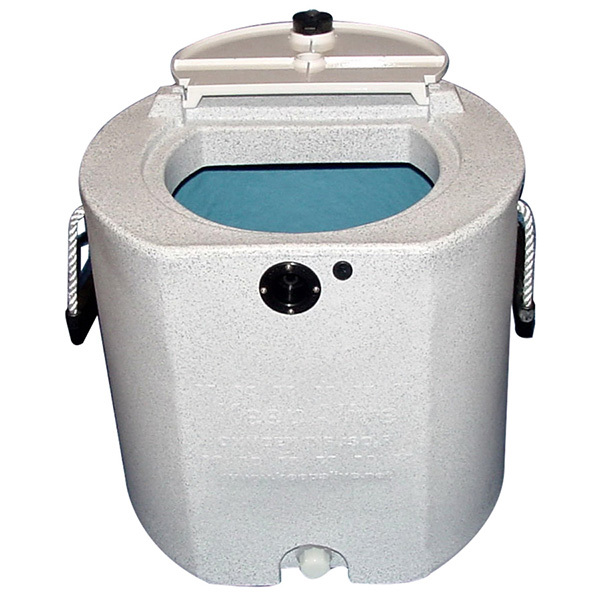 Keepalive 20 Gallon Insulated Portable Bait Tank West Marine