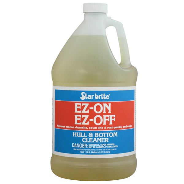 EZ-On EZ-Off Hull Cleaner, Gallon
