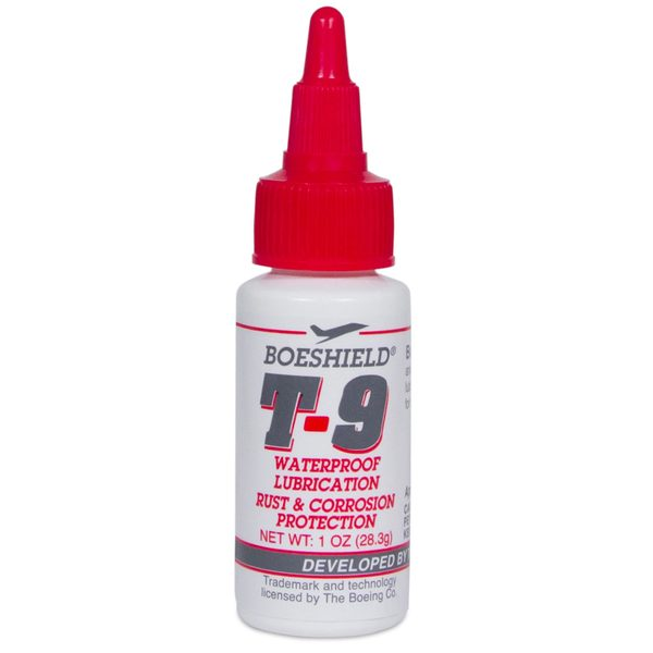 Boeshield T-9 Lubricant/Protectant, 1 Oz. Drip Bottle