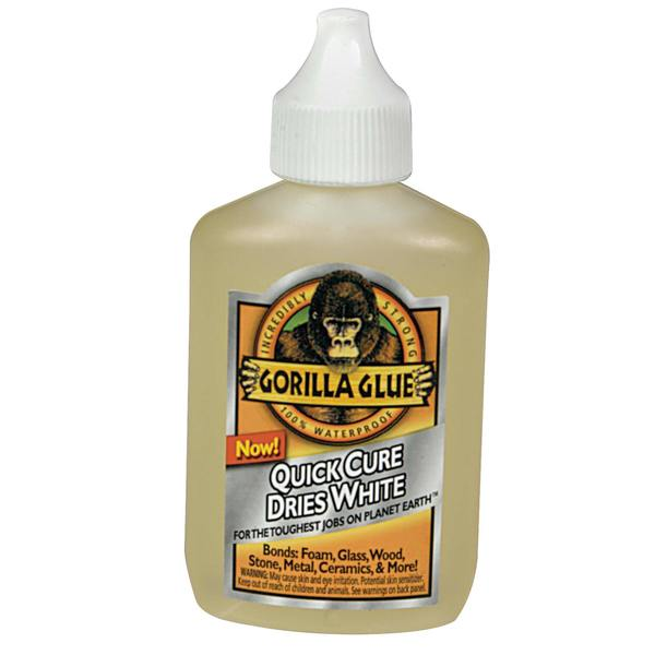 Quick-Cure Gorilla Glue