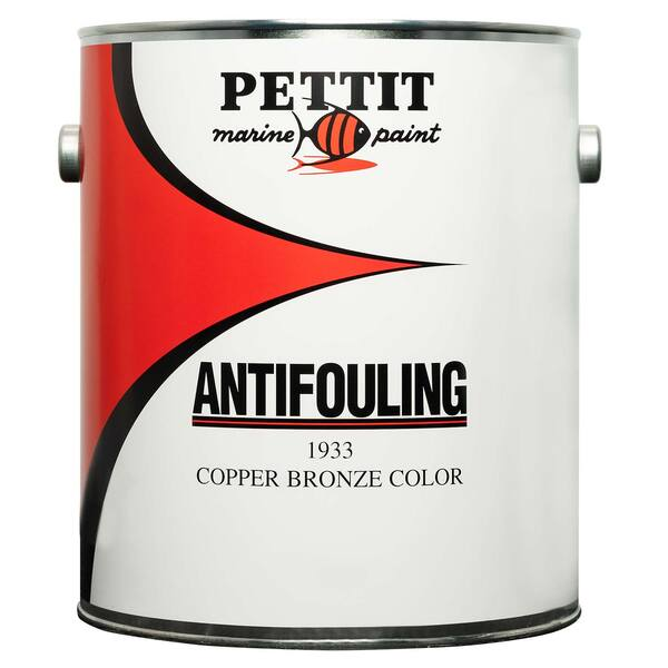 Copper Bronze Antifouling Paint