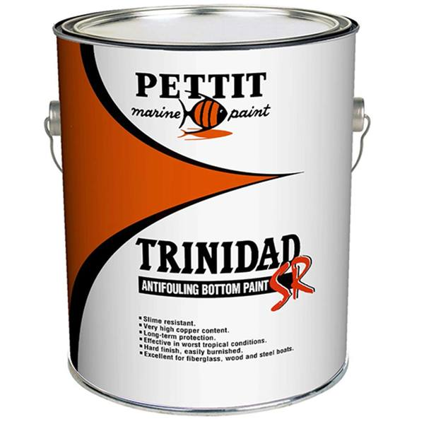 Trinidad SR Antifouling Bottom Paint with Irgarol