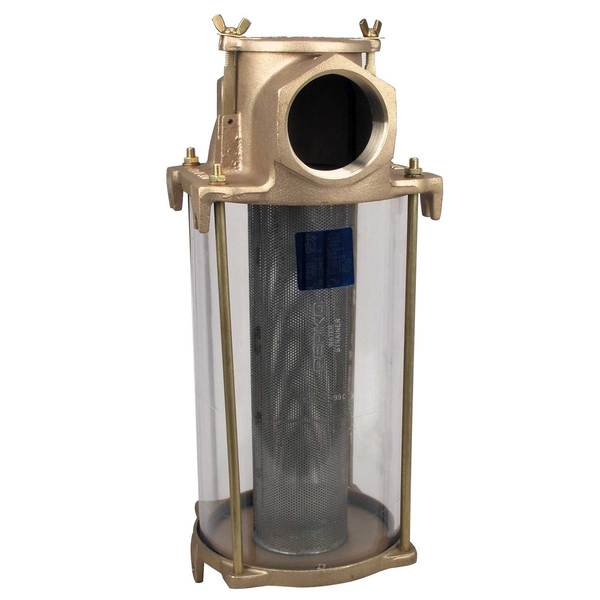 Perko 500-Series Raw Water Strainers