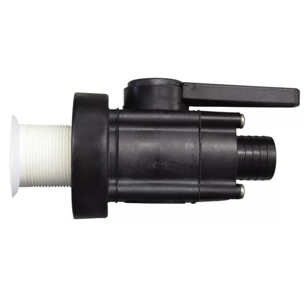 Flush Thru-Hull Valves